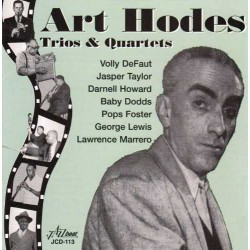 Art Hodes: Trios and Quartets