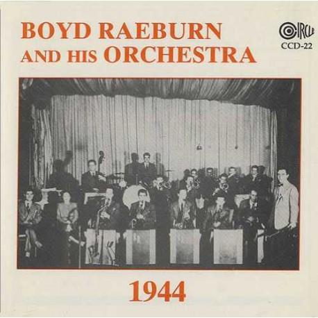 Boyd Raeburn and His Orchestra 1944