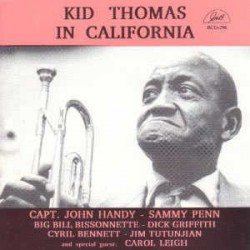 Kid Thomas in California