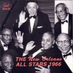 The New Orleans All Stars 1966