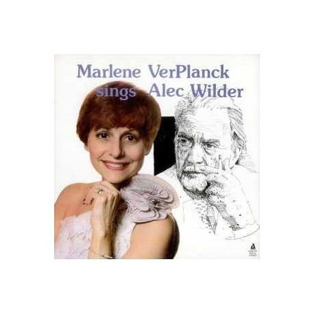 Marlene Ver Planck Sings Alec Wilder