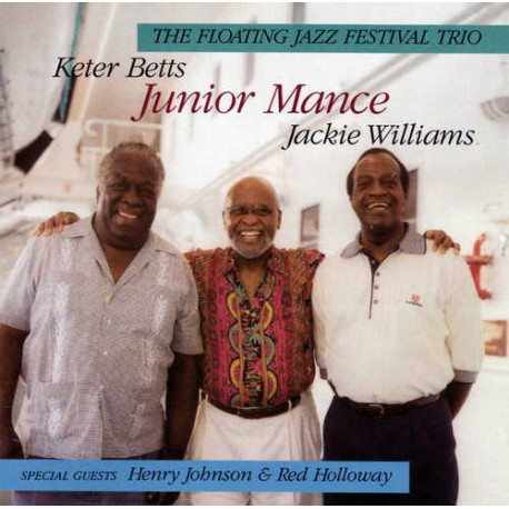 The Floating Jazz Festival Trio