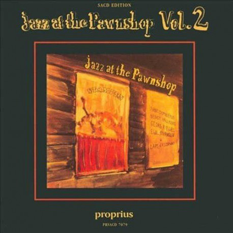 Jazz at the Pawnshop - Vol. 2 - Sacd