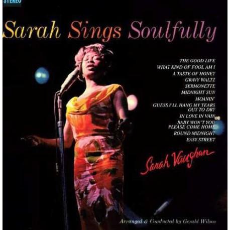Sarah Sings Soulfully - 180 Gram Ltd Edition