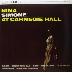 At Carnegie Hall - 180 Gram Limited Edition