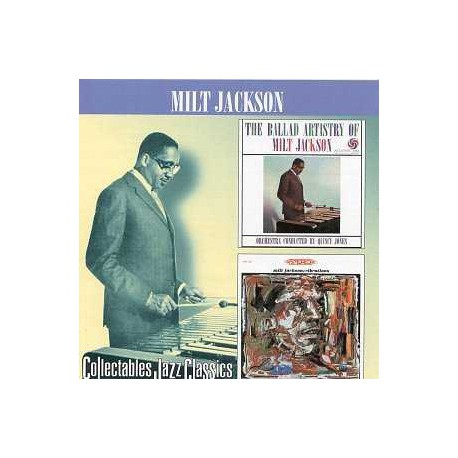 The Ballad Artistry of Milt Jackson + Vibrations