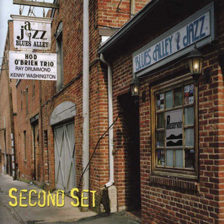Blues Alley - Second Set