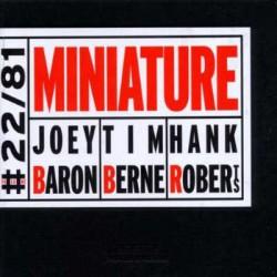 Miniature - J. Baron, T. Berne, H. Robertson
