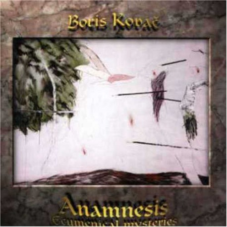 Anamnesis-Ecumenical Mysteries