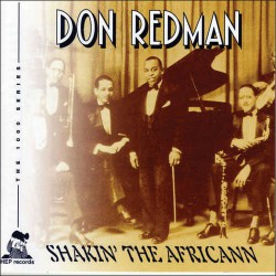 Shakin` the Africann - Vol. 1