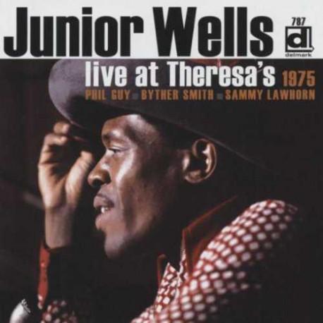 Live at Theresa`S 1975