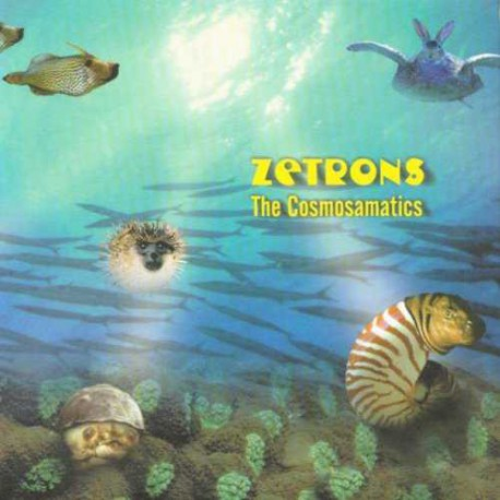 Cosmosamatics - Zetrons