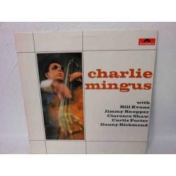 Charlie Mingus Sextet w/ Bill Evans Uk Stereo