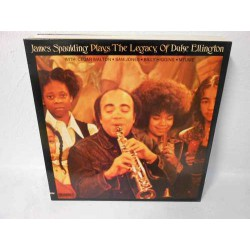 Plays the Legacy of Duke Ellington (Us Press)