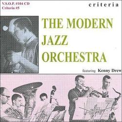 The Modern Jazz Orchestra