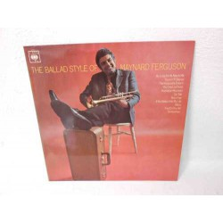 The Ballad Style Of… (Uk Stereo 1St Press)