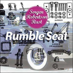 Rumble Seat with Robertson and Rust