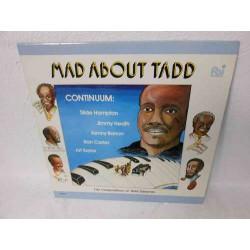 Mad About Tadd w/ Slide Hampton (Italian)