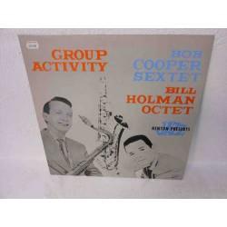 Group Activity w/ Bill Holman (Uk St Re)