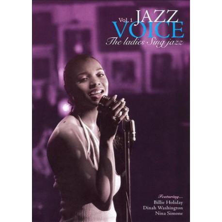 Jazz Voice: the Ladies Sing Jazz Vol. 1