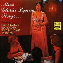 Miss Gloria Lynne Sings...