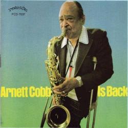 Arnett Cobb Is Back