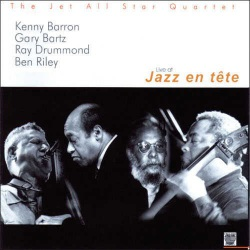 The Jet All Stars at Jazz Entete with Gary Bartz