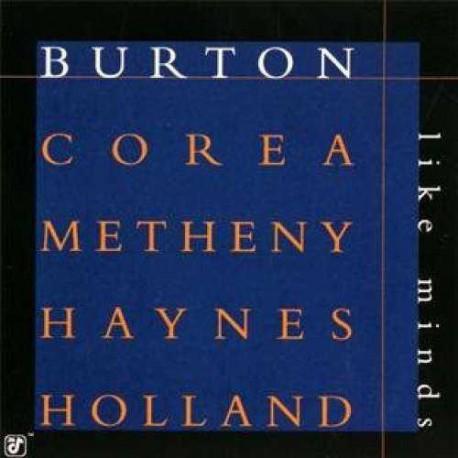 With Corea - Metheny - Haynes - Holland - Like Min