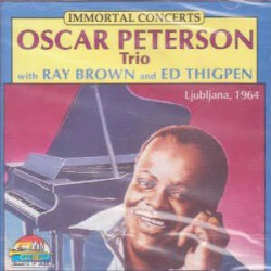 Trio  W/Ray Brown and Ed Thigpe