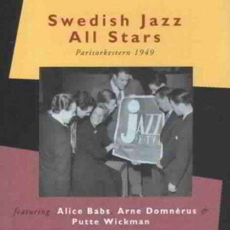 Swedish Jazz All Stars 1949