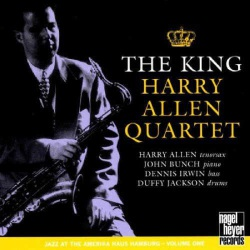 The King: Jazz Im Amerika Haus - Vol. 1