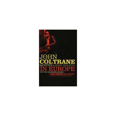 In Europe+Lennie Tristano Solo Concert