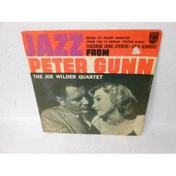 Jazz from Peter Gunn (Uk Mono)