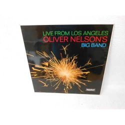 Live from Los Angeles (Uk Stereo 1968)