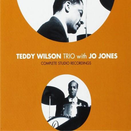 Teddy Wilson Trio with Jo Jones - Complete Studio