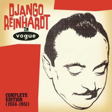 Django Reinhardt on Vogue 1934-1951