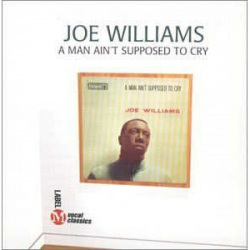 A Man Ain`T Supposed to Cry