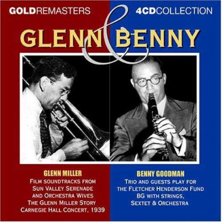 Glenn and Benny - 4Cd Collection