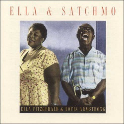 Ella and Satchmo W/L.Armstrong