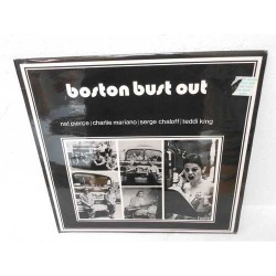 Boston Bust out w/ Serge Chaloff (Uk Mono Re)