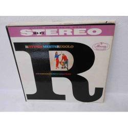 Rhythm Meets Rugolo (Us Stereo Dg)