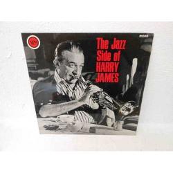 The Jazz Side of Harry James (Uk Mono)