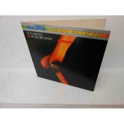 Burnin' w/ B. Shew (German Audiophile Gatefold)