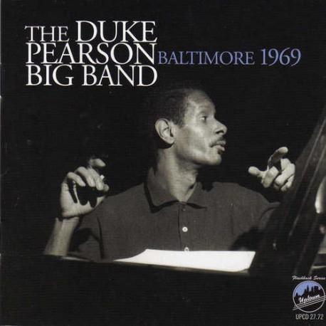 Image result for duke pearson big band baltimore 1969