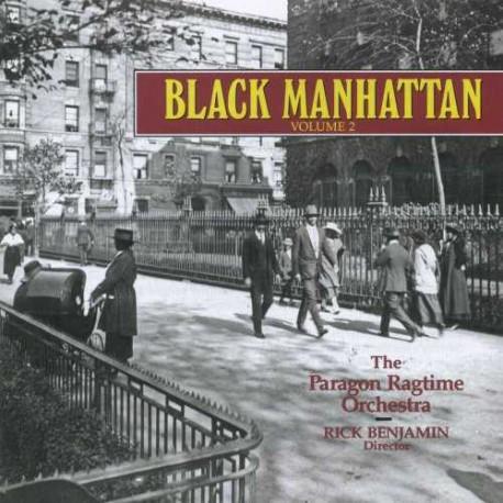 Black Manhattan - Vol.2