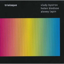 Triologue with Helen Bledsoe and Alexey Lapin