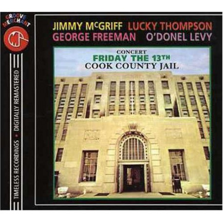 Concert Friday the 13Th - Cook County Jail