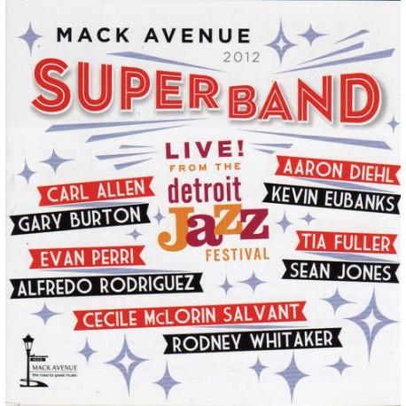 Live at the Detroit Jazz Festival - 2012