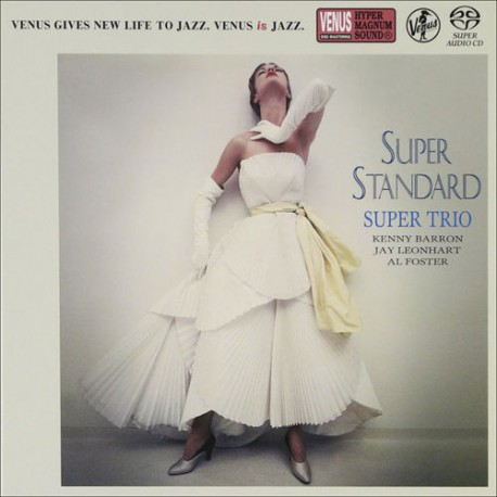Dps - Super Standard - Kenny Barron Trio
