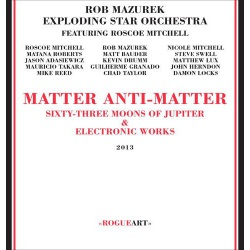 Matter Anti-Matter - Sixty Three Moons of Jupiter